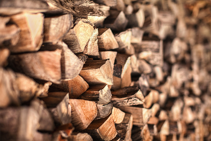 Chords of firewood - Seaford Firewood Delivery Service From Paccione Landscaping